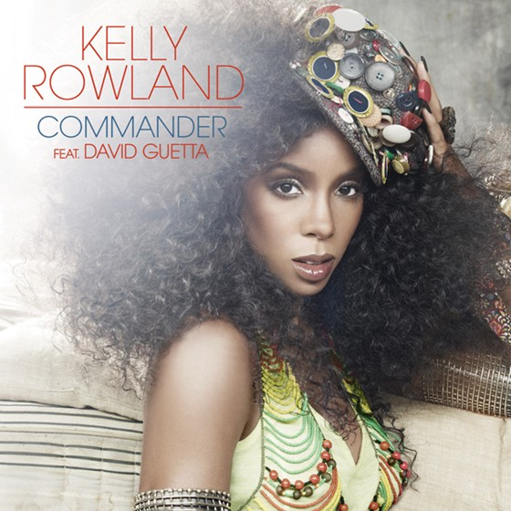 commander kelly rowland album cover. Commander, Kelly Rowland,
