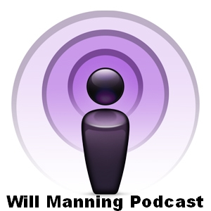 Will Manning Podcast Logo