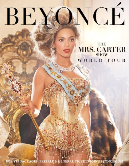 The-Mrs-Carter-Show
