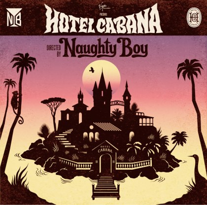 Naughty-Boy-Hotel-Cabana-Signed-CD-Album