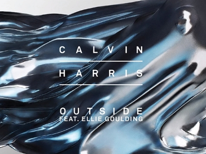 Calvin-Harris-Ellie-Goulding-Outside
