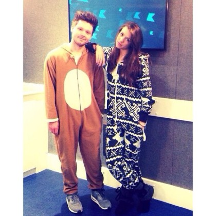 willandcharlieonesie